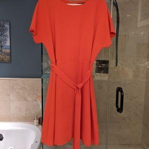 Orange Esprit summer dress